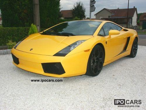 2005 Lamborghini Gallardo EGear  KP INCL  VAT  GORGEOUS