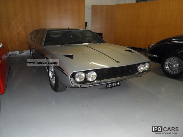 Lamborghini  Espada 400 GT 1969 Vintage, Classic and Old Cars photo