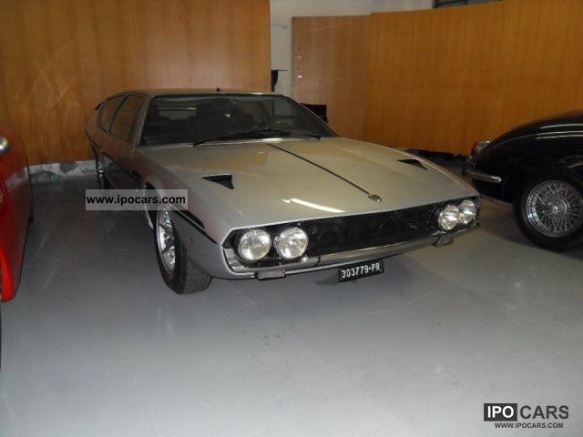 Lamborghini  Espada 400 GT 1969 Vintage, Classic and Old Cars photo
