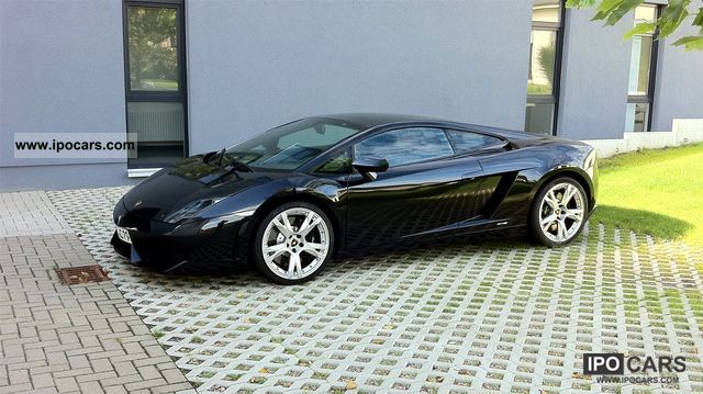 2010 lamborghini gallardo lp560-4 e-gear - car photo and specs