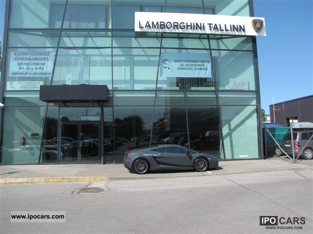 2011 Lamborghini  Gallardo Superleggera - Tallinn Sports car/Coupe Used vehicle photo