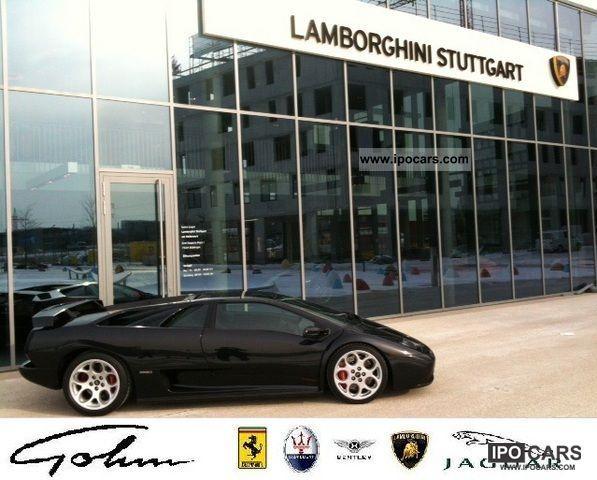 2000 Lamborghini Diablo VT 6.0 Sports car/Coupe Used vehicle photo
