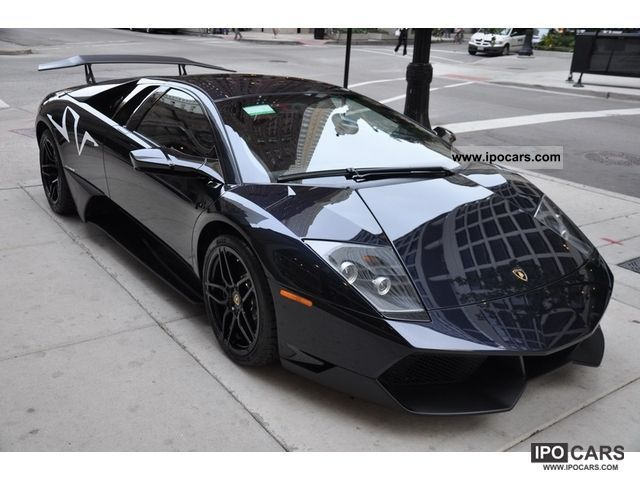 2010 lamborghini murcielago lp640 - car photo and specs