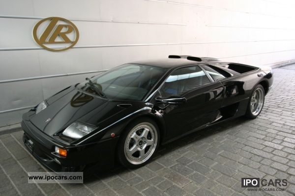 2001 Lamborghini  Diablo SV 35 anniversario series limitata Sports car/Coupe Used vehicle photo