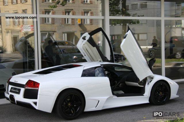 2008 Lamborghini Murci 233 Lago Lp640 Car Photo And Specs