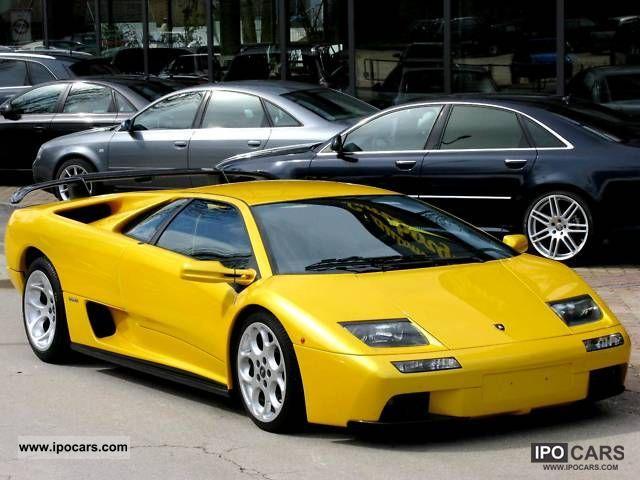 2001 Lamborghini  Diablo 6.0 Sports car/Coupe Used vehicle photo