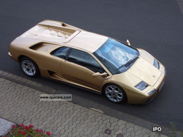 2002 Lamborghini  Diablo 6.0 SE Limited Edition No.31 of only 44 Sports car/Coupe Used vehicle photo