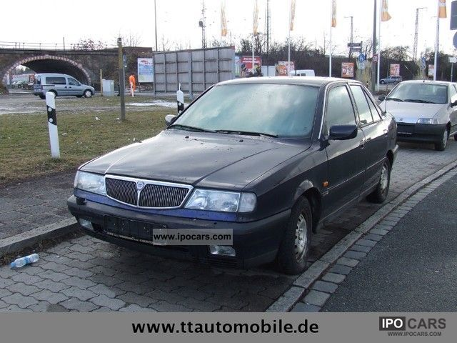 1996 Lancia  Dedra * climate control * 8 * From fachbereift 1.Hand Limousine Used vehicle photo