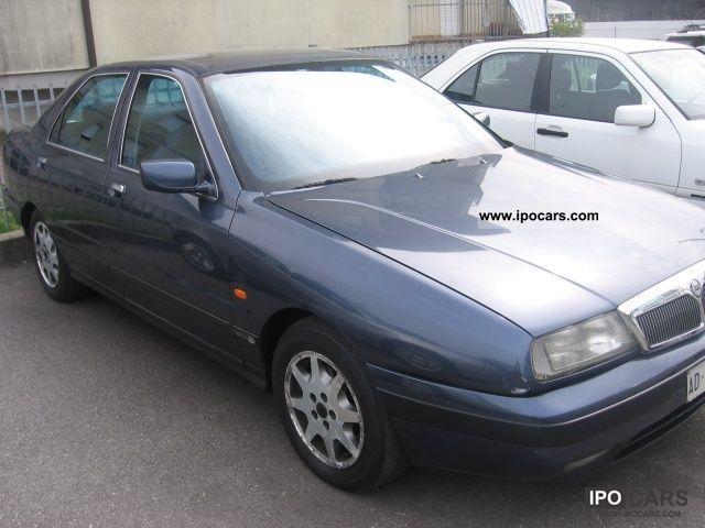 1995 Lancia  2.0i 20V K cat LE EXPORT Limousine Used vehicle photo