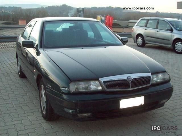 1998 Lancia  2.0i 20V LS K cat Limousine Used vehicle photo