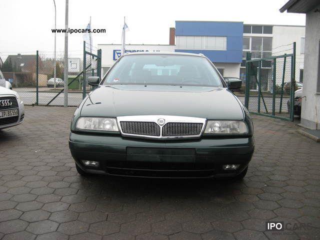 1999 Lancia  2.4 JTD LS ** k * CLIMATE CONTROL * ALCANTARA NAVI ** Estate Car Used vehicle photo