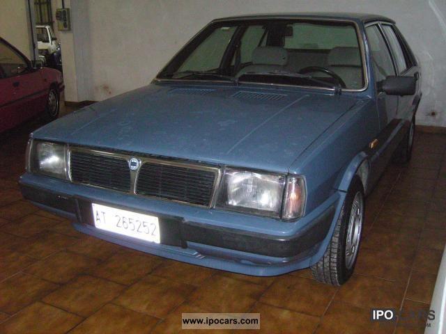 Prism Car: 1984 Lancia Prism Prism 1.6 '84
