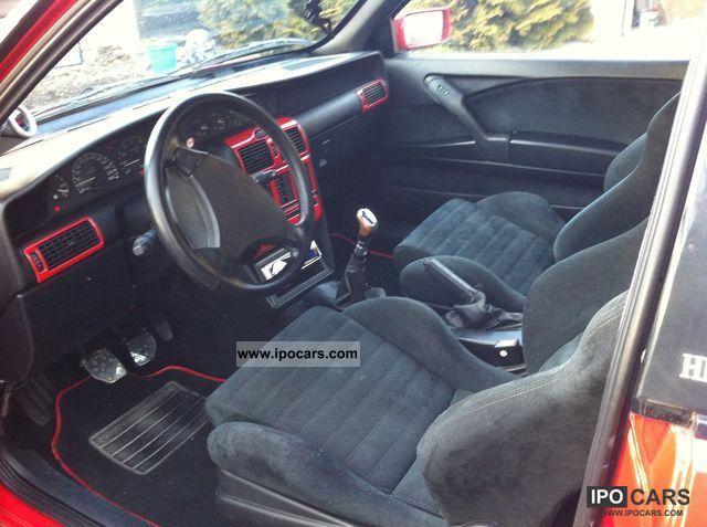 Mazda 3 2.3 Engine >> 1995 Lancia Delta HPE 2.0 HF - Car Photo and Specs