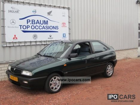 1998 Lancia  Delta (DELTA) HPE AIRCO ECC 1.6 Other Used vehicle photo