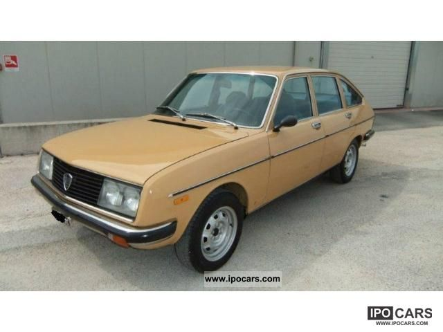Lancia  Beta BERLINA 1,600 ASI LIBRETTO TAGLIANDI 1977 Vintage, Classic and Old Cars photo