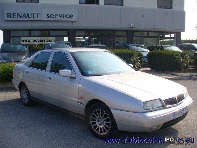 1999 Lancia  2.0i 20V LS K cat Limousine Used vehicle photo