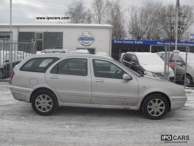 2004 Lancia  Lybra Station Wagon LX 2.4 jtd Estate Car Used vehicle photo