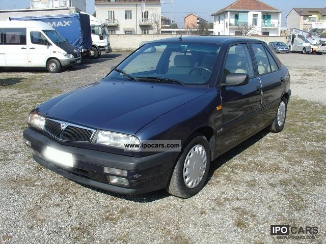 Lancia  Delta 1.6 i.e. cat 5 porte 1995 Liquefied Petroleum Gas Cars (LPG, GPL, propane) photo