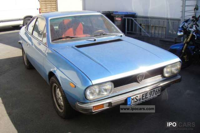 Lancia  Beta Coupe 2000 1976 Vintage, Classic and Old Cars photo