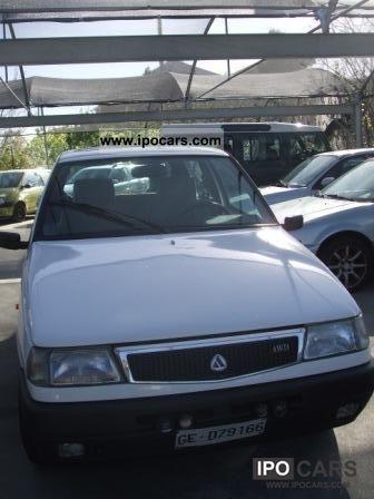 1992 Lancia  Ypsilon benz 1108cc year 1992. 38 897 km GED79166 Small Car Used vehicle photo