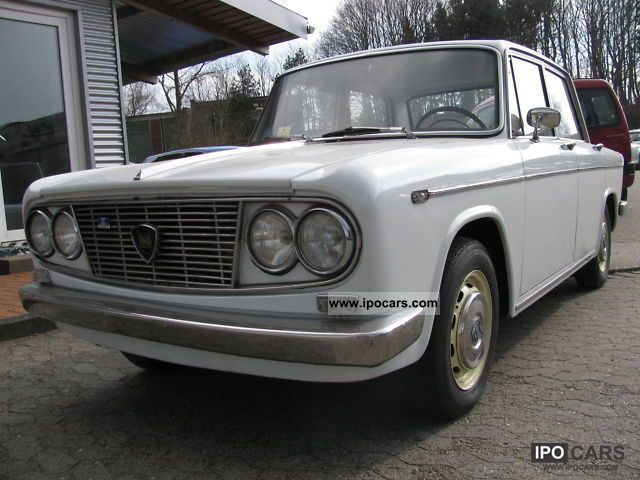 Lancia  Fulvia 2C 1st series 818 100 1965 Vintage, Classic and Old Cars photo