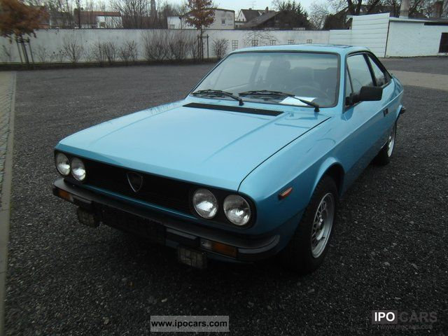 1981 Lancia  Beta Coupe 2000 Sports car/Coupe Classic Vehicle photo