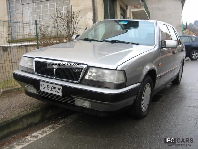 1993 Lancia  Topic 2.0 16V! IMPIANTO GAS Limousine Used vehicle photo