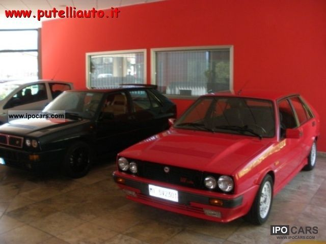 1992 Lancia Delta 1.6 i.e. related infomation,specifications - WeiLi ...