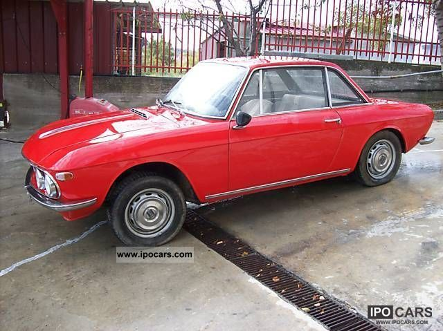 Lancia  FULVIA BENZINA COL ROSSO USATO 1966 1966 Vintage, Classic and Old Cars photo