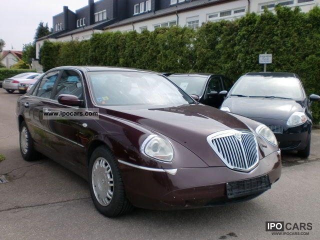 2002 Lancia Thesis 0 V6 Review