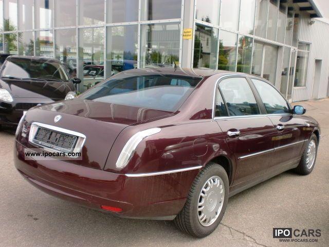 Lancia thesis 2004 price