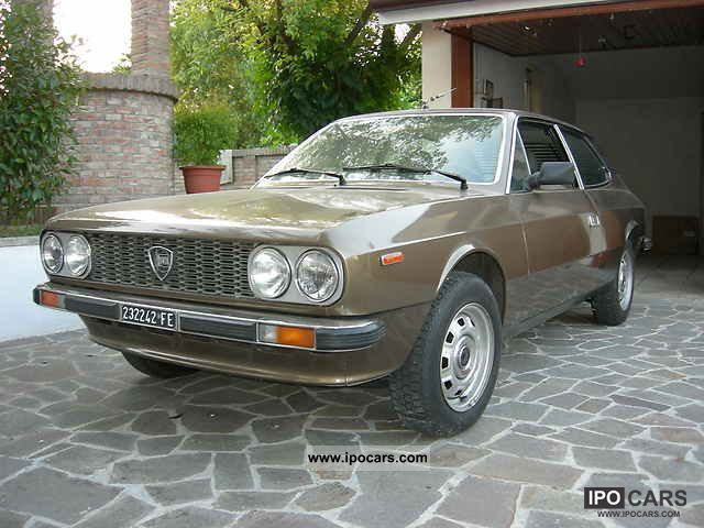 Lancia  Beta HPE 1600 coupe ' 1976 Vintage, Classic and Old Cars photo