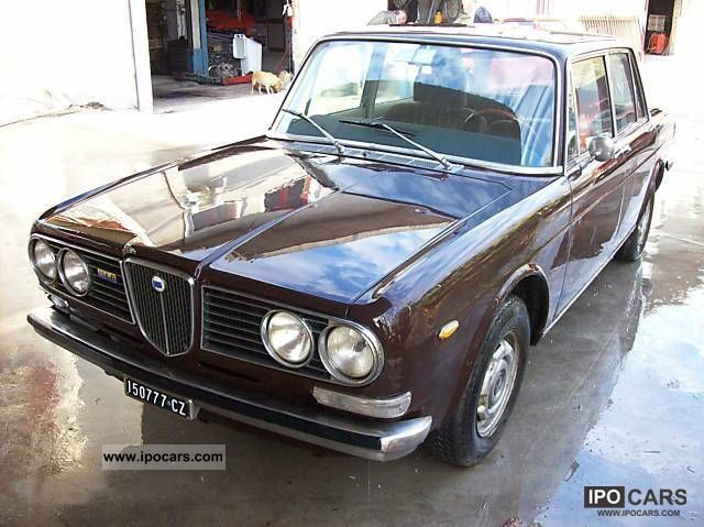 1974 Lancia  2000 INIEZIONE BENZINA EPOCA 1974 Limousine Classic Vehicle photo