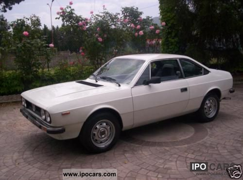 1981 Lancia  Beta Coupé 1.6 uniproprietario ISCRITTA ASI Sports car/Coupe Classic Vehicle photo