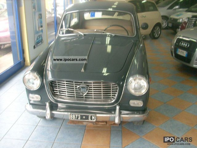 Lancia  Appia 1962 Vintage, Classic and Old Cars photo