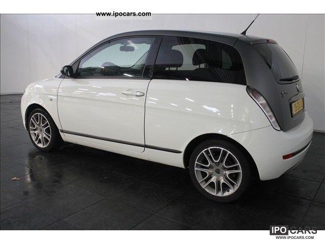 2008 lancia ypsilon sport momo design 1.4 16v - car photo and specs