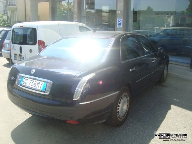 2006 lancia thesis 2 4 jtd 20v aut emblema car photo and. Black Bedroom Furniture Sets. Home Design Ideas