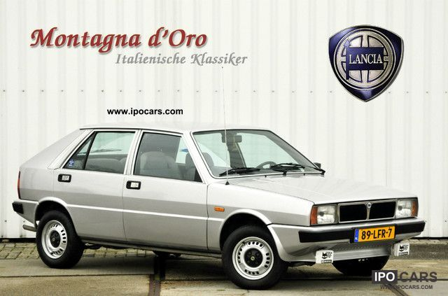 1983 Lancia  Delta 1500 1e hand! Like new! Other Classic Vehicle photo