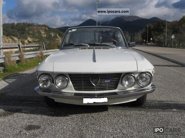 Lancia  Fulvia 1967 Vintage, Classic and Old Cars photo