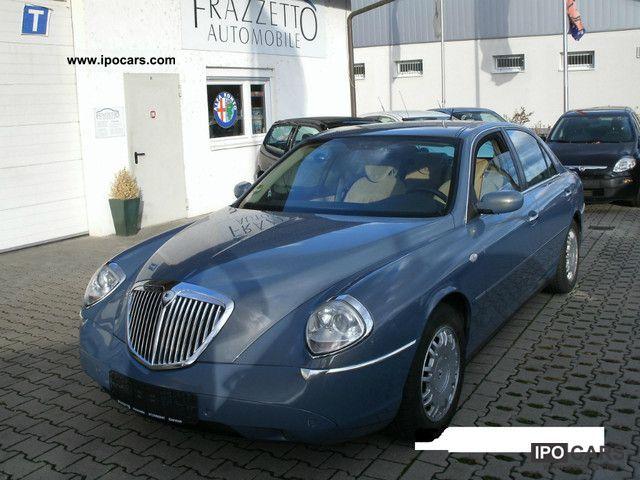 2005 Lancia  Thesis 2.4 Multijet, Alcantara Limousine Used vehicle photo