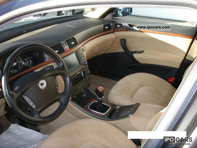 2005 Lancia Thesis 2 4 Multijet Alcantara Car Photo And