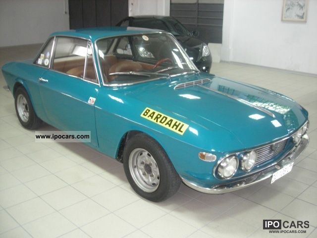 Lancia  Fulvia 1.2 1966 Vintage, Classic and Old Cars photo