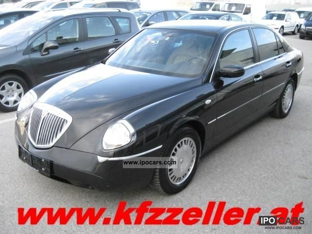 2006 Lancia  Thesis 2.4 20v Emblema Limousine Used vehicle photo