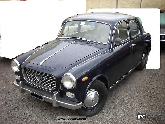 Lancia  APPIA IIIa series 1963 Vintage, Classic and Old Cars photo