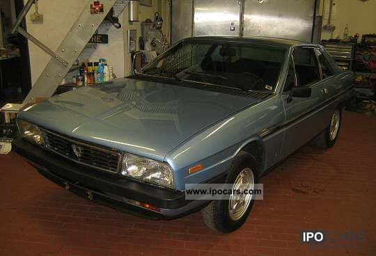 Lancia  2500 injection 1979 Vintage, Classic and Old Cars photo
