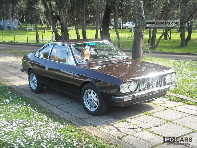 Lancia  Scambio Beta Coupé 1974-ASI Series 1600-1 ^ 1974 Vintage, Classic and Old Cars photo