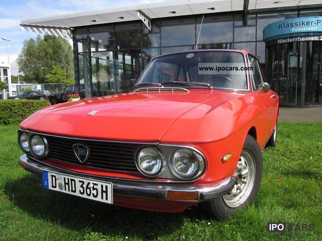 Lancia  Fulvia Coupe 1.3 S 2nd Series H-plates 1971 Vintage, Classic and Old Cars photo