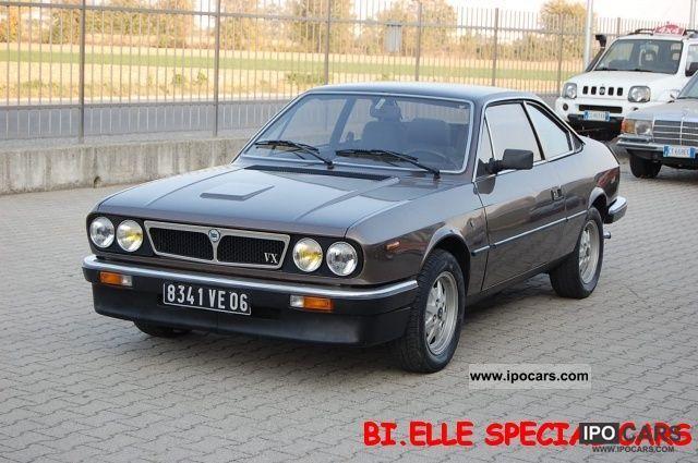1984 Lancia  Beta Coupe 2.0 Volumex Sports car/Coupe Used vehicle photo