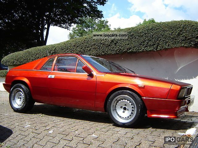 1978 lancia monte carlo - car photo and specs