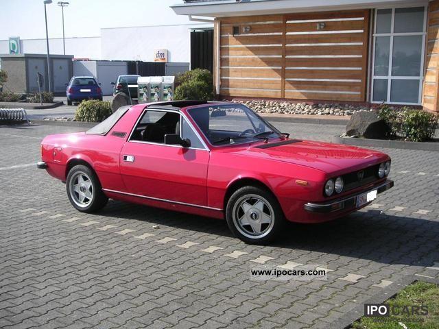 1981 Lancia  Beta Cabrio / roadster Used vehicle photo
